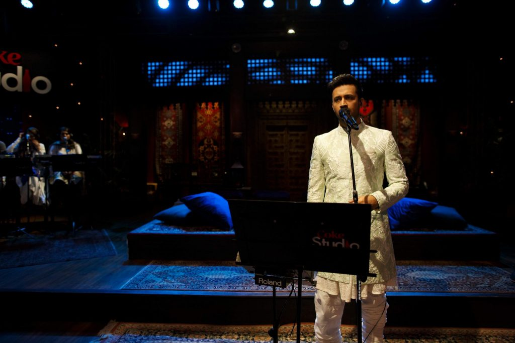 Atif Aslam Coke Studio Season 12