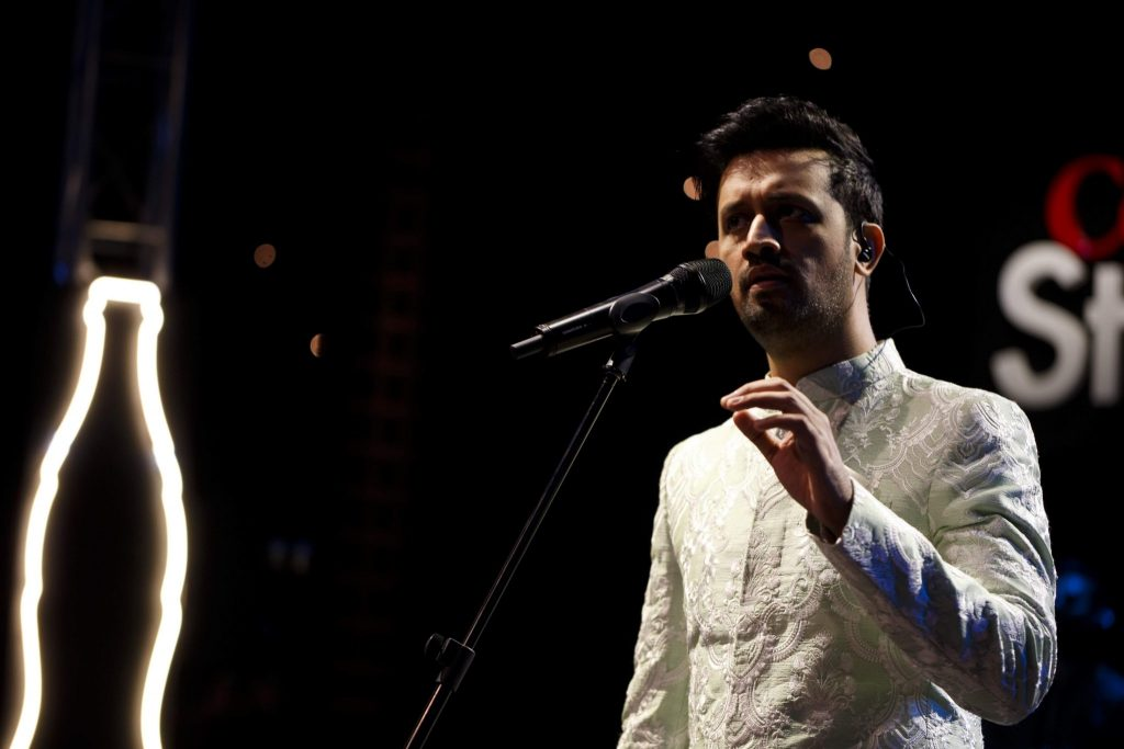 Atif Aslam - Coke Studio Season 12 Songs