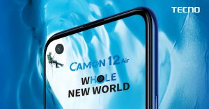 TECNO Launches CAMON 12 Air Exclusively On Daraz 1