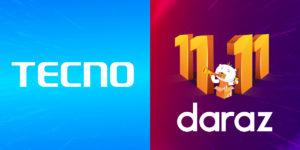 """TECNO COLLABORATION WITH """"DARAZ GYARA GYARA"""" IS OFFERING EXCITING OFFERS 1"""