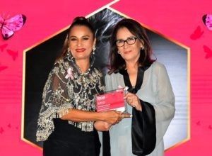 Frieha Altaf honors Focus PK