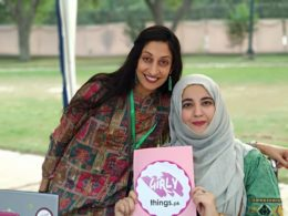 Girlythings Stall at Faiz Festival