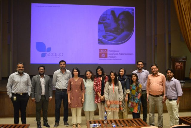 IBA Karachi and Saaya Health collaborate