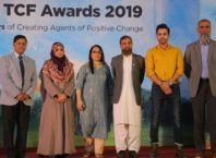 Junaid Khan TCF Award Ceremony