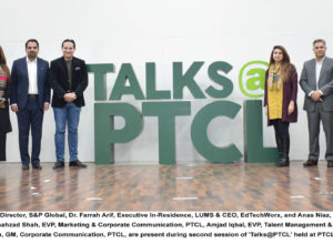 Talks@PTCL speakers enthrall the audience