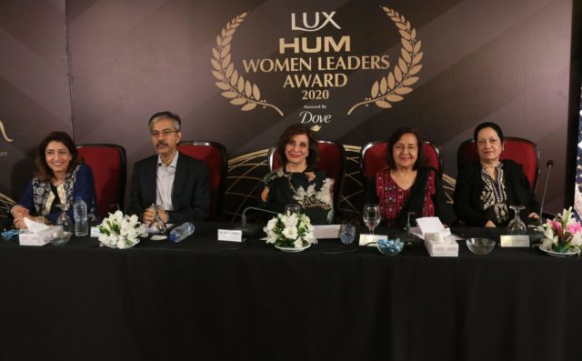 hum-women-leaders-award-will-be-held-on-february-19,-2020-at-the-governor-house,-karachi.