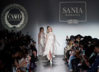 SANIA MASKATIYA New York Fashion Week F/W 2020